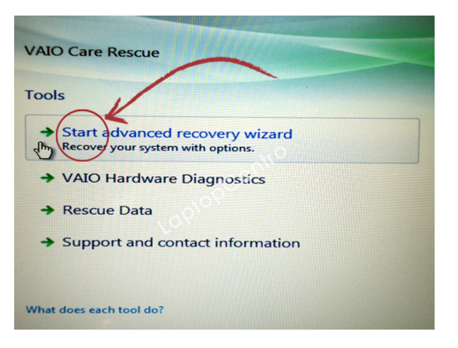 About data recovery software